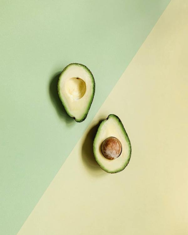 avocado vitamina e pelle skincare dieta
