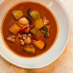 Thai Squash & Potato Red Curry