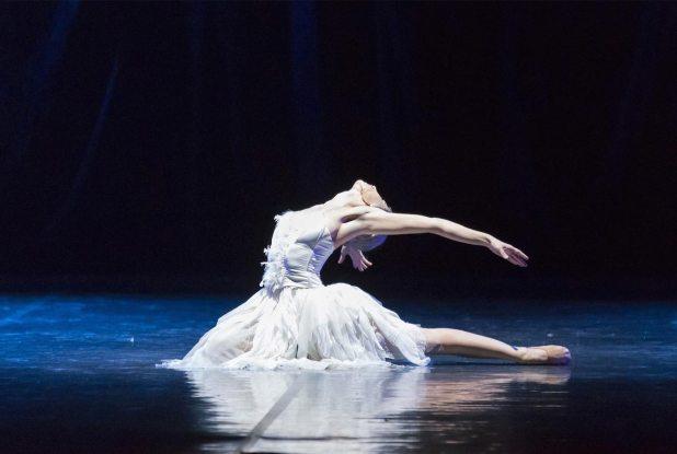 Il Lago dei Cigni. © Ph. Balletto di Roma