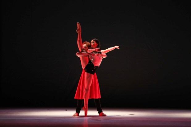 """""""Carmen"""". © Ph. Carla Moro e Aurelio Dessì - Balletto di Milano."""