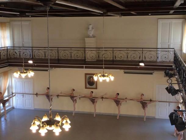 Accademia Vaganova di San Pietroburgo.