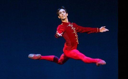 Claudio Cocino è stato nominato Primo Ballerino all'Opera di Roma