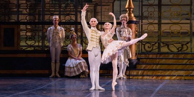 Fascino ed eleganza al Teatro dell'Opera di Roma  per La bella Addormentata
