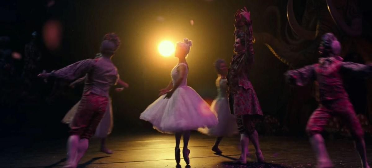 Disney presenta Lo Schiaccianoci e i Quattro Regni al cinema