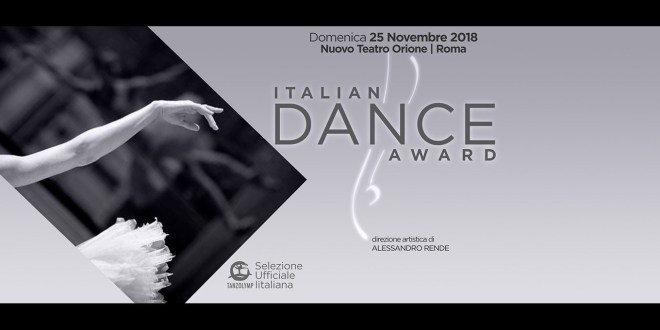 Al via Italian Dance Award