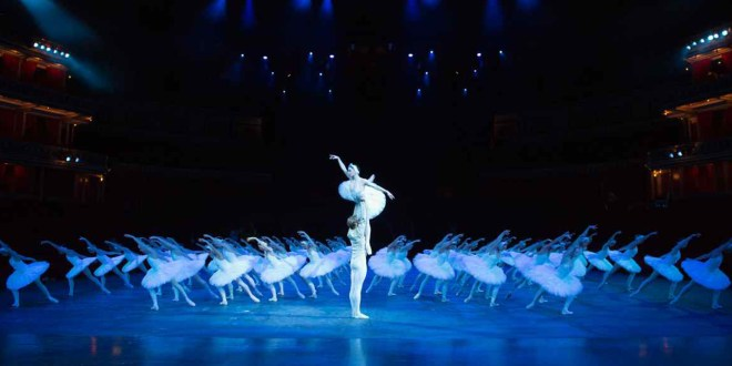 Tre grandi classici per l'inverno dell'English National Ballet!