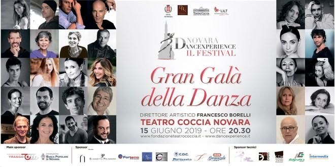 Novara Dancexperience: al via domani la seconda edizione