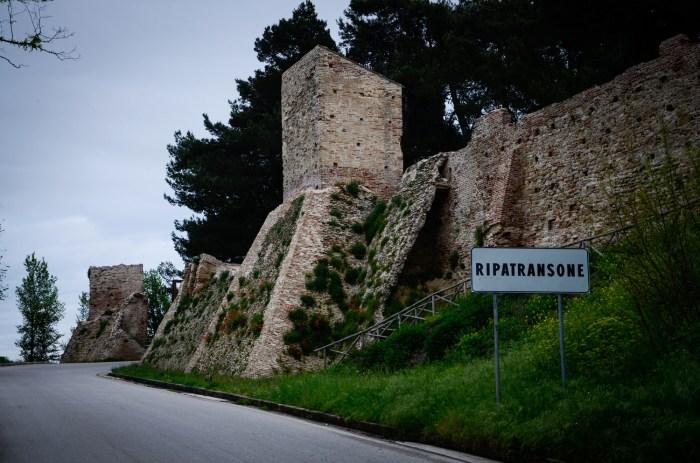 The ancient village of Ripatransone