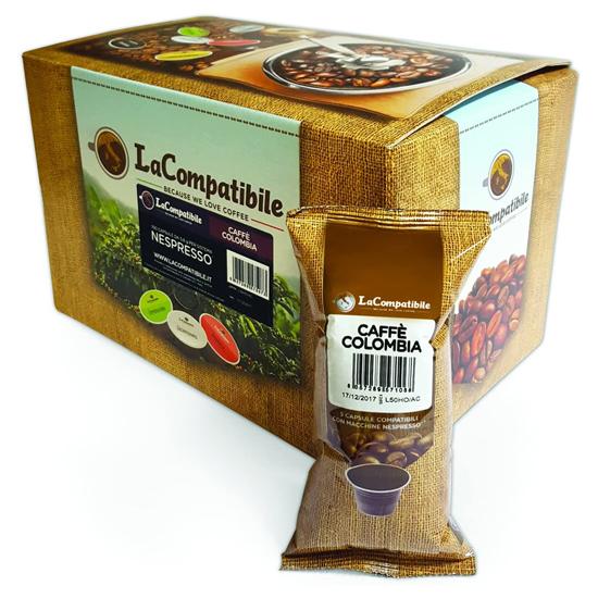 Caffè La Compatibile capsule COLOMBIA
