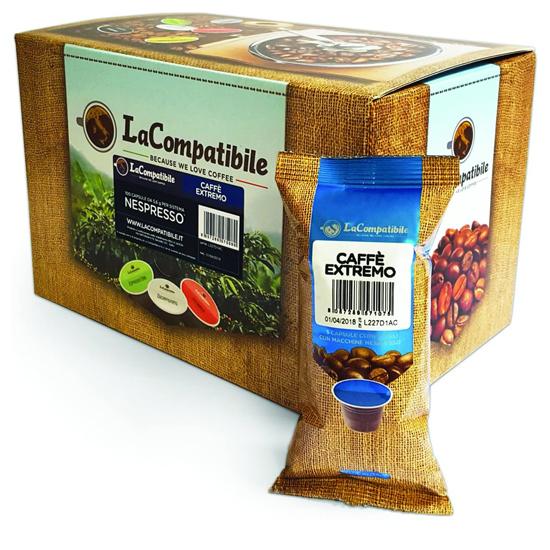 Caffè La Compatibile capsule EXTREMO