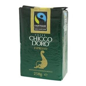 Caffè Chicco d'Oro macinato Havelaar 250 g