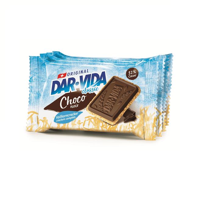 DAR-VIDA Cassic Choco noir