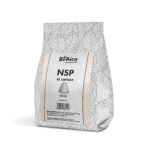 Rekico Qualità Orzo capsule compatibili Nespresso *