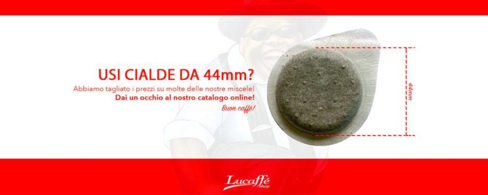 lucaffe cialde
