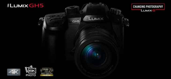 Panasonic presenta la nuova Lumix GH5: 4K nelle mirrorless ad alto livello! Disponibilità, prezzo e specifiche tecniche