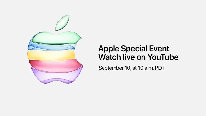 Evento Apple 10 Settembre
