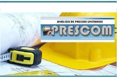 CURSO ANÁLISIS DE PRECIO UNITARIO