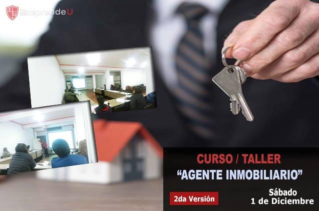 CURSO TALLER: Agente Inmobiliario