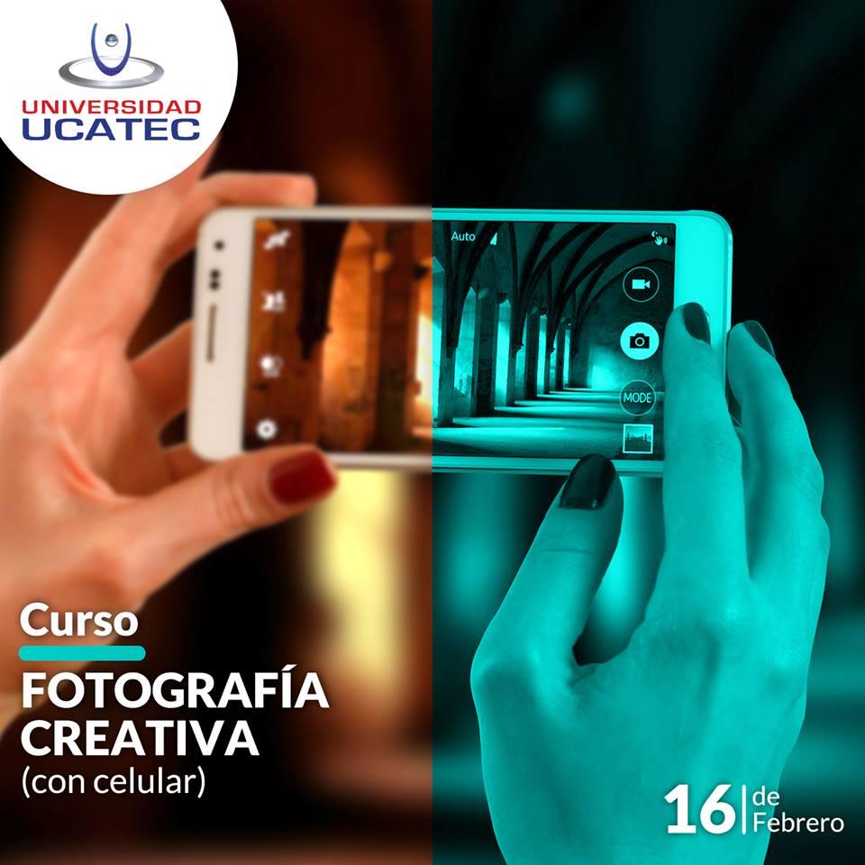 curso deFotografíacreativa concelular
