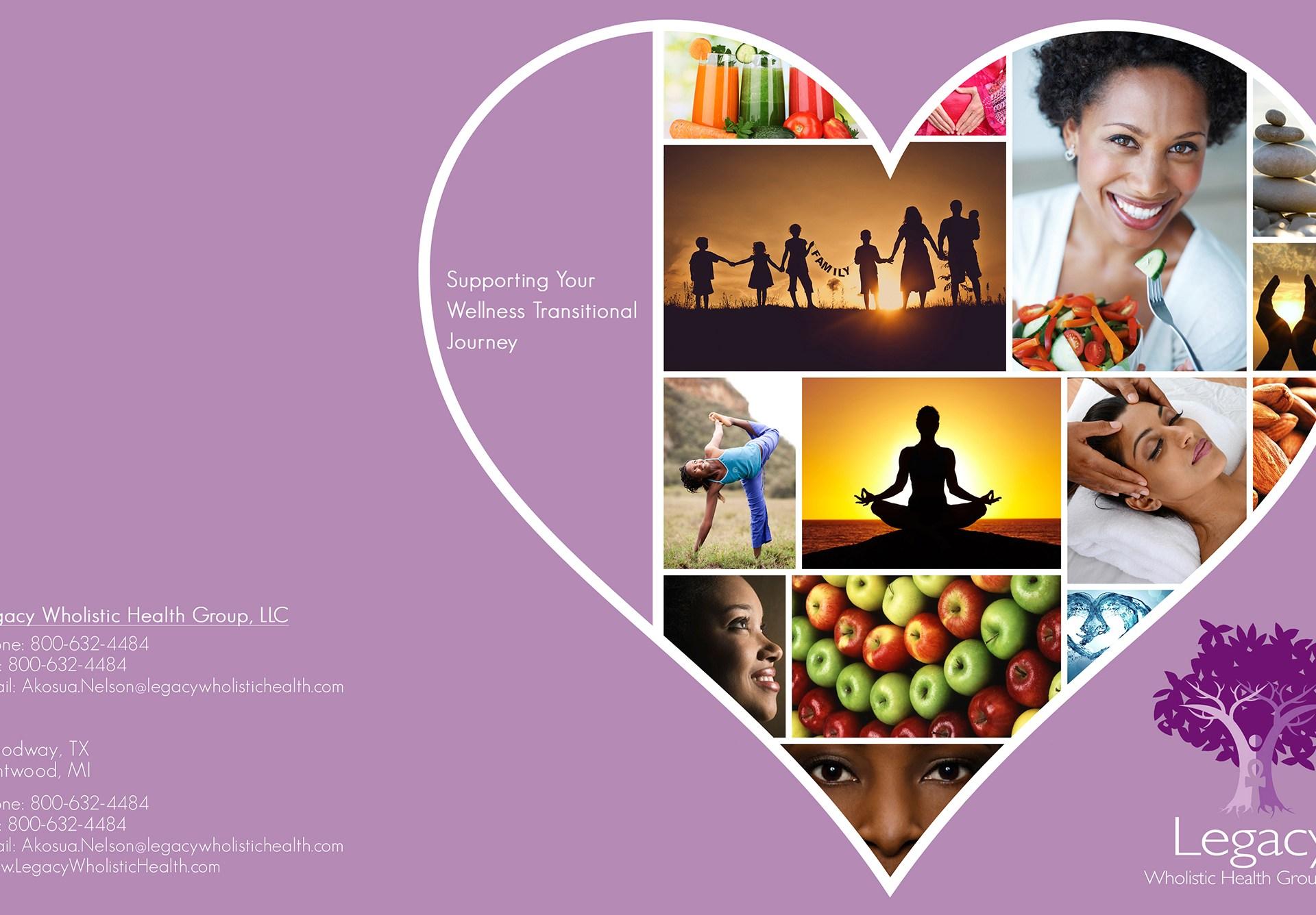 Legacy Wholistic Health Group Brochure
