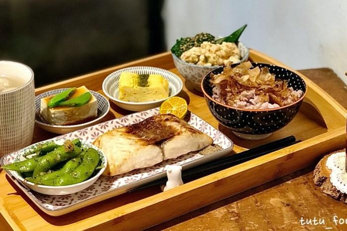 |花蓮美食|安口食堂-七星潭邊的老宅文青小店