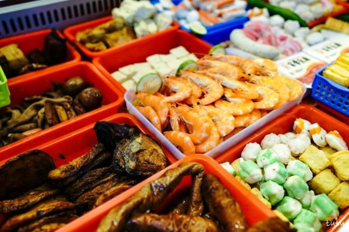 |花蓮市區美食|凱十七泡菜滷味-包山包海的滷味店