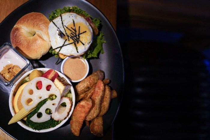 |花蓮市區早午餐|黑羽貝果-快速崛起霸佔版面的花蓮早午餐名店