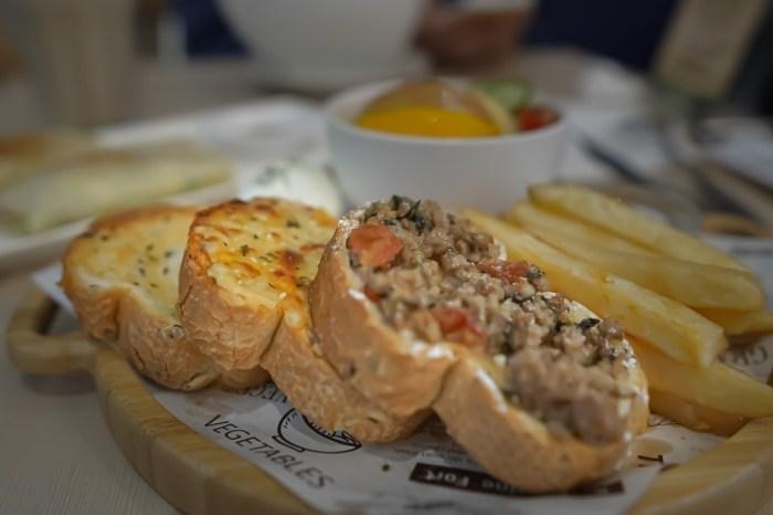 |花蓮美崙早午餐|菈瓦Lava早午餐-七點半就營業的多種選擇早午餐