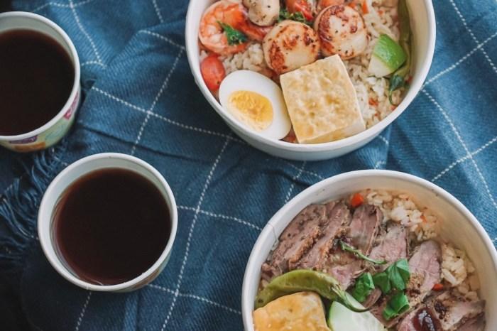|花蓮市區餐盒|小小洋房-防疫生活第二十四彈-放涼也好吃的炊飯餐盒