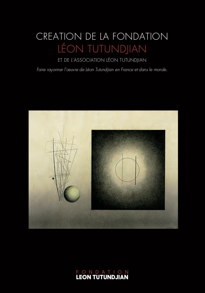 La Fondation Léon Tutundjian