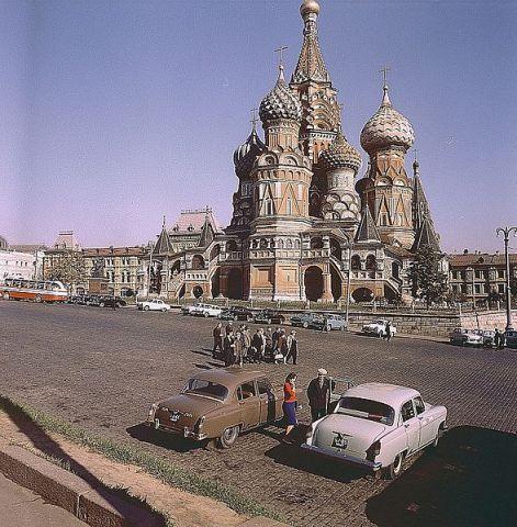 Покровский собор в 1965 году