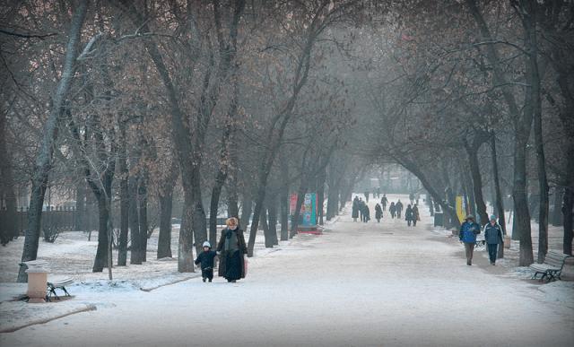 Гоголевский бульвар, 2008