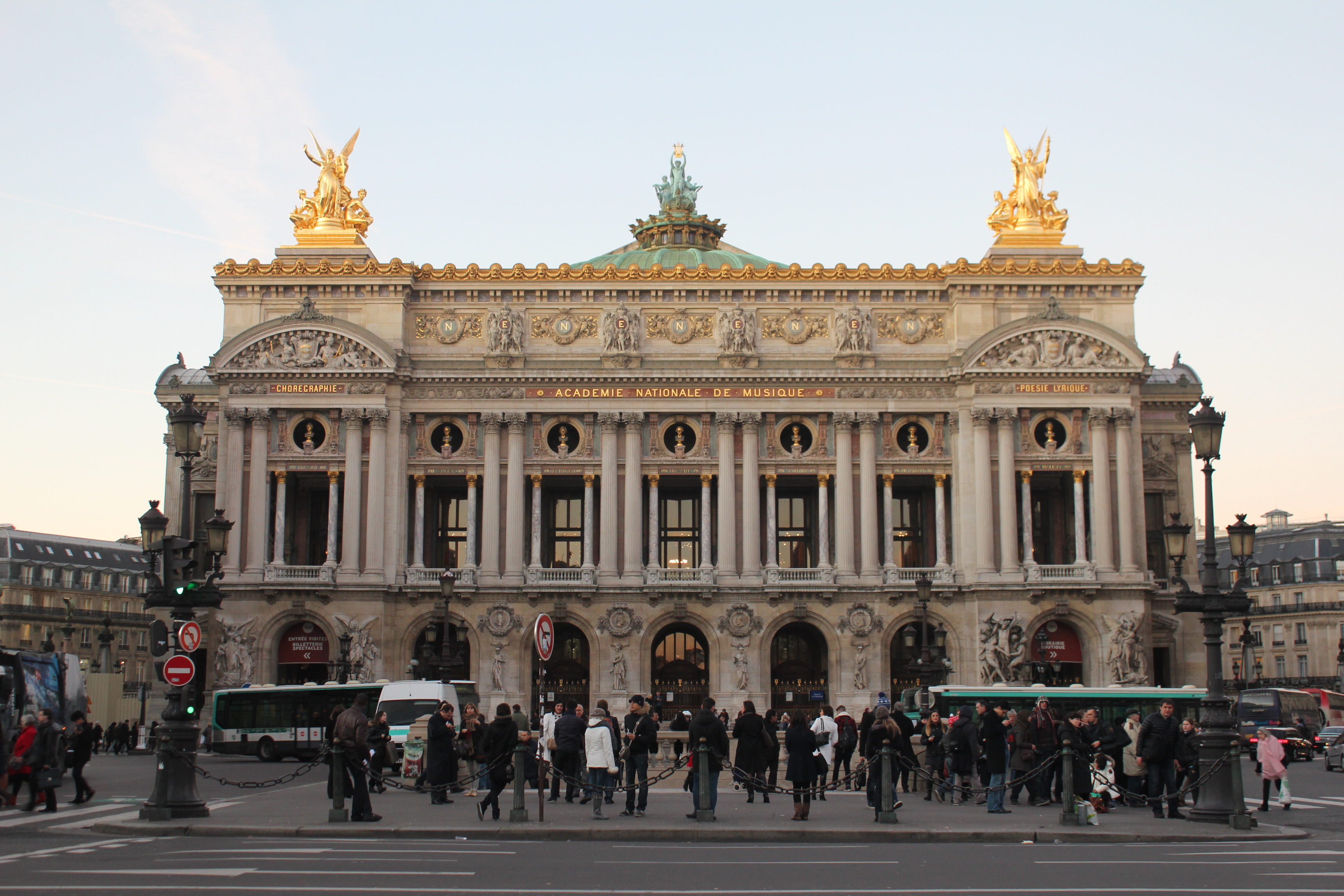 Palais Garnier Another Way The Offbeat Chronicles Of A TuTu With Tea