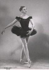 Una Kai with New York City Ballet