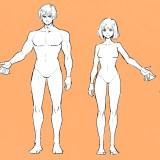 4ステップで描ける!比率を意識した体の描き方をイラスト解説【脱・顔だけ絵師】