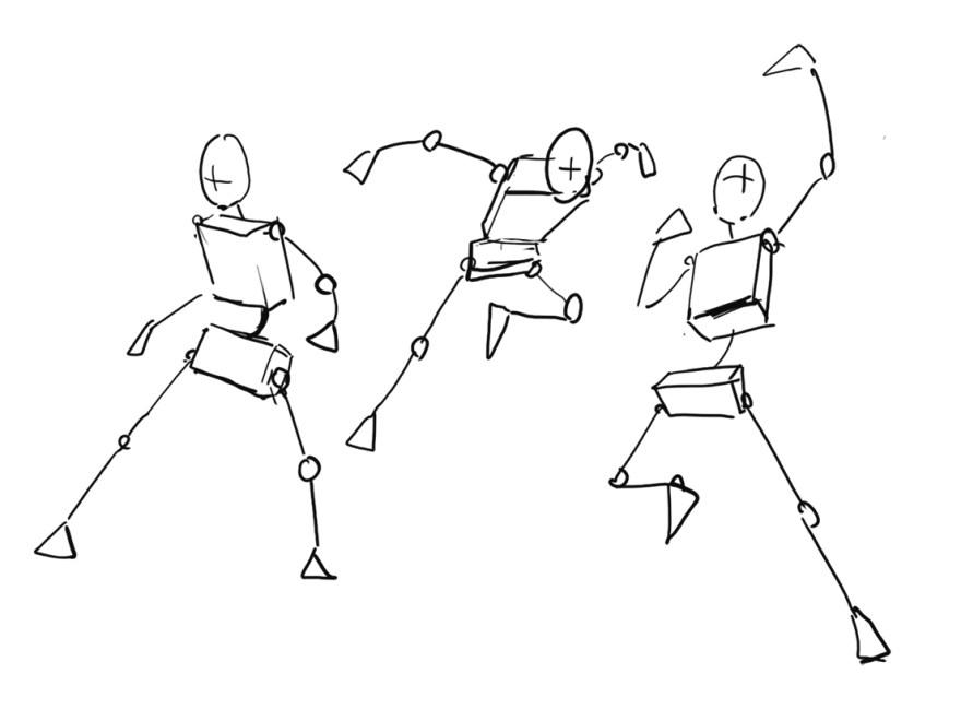 アタリ描き方6