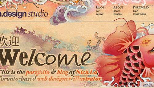 35 Stunning Web Design Studios and Portfolio Websites | Tutvid.com