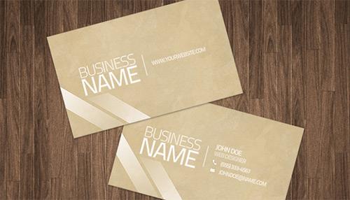 25+ Fascinating PSD Business Card Templates | Tutvid.com