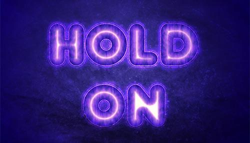 Photoshop Tutorial: Purple Glow Text Effect