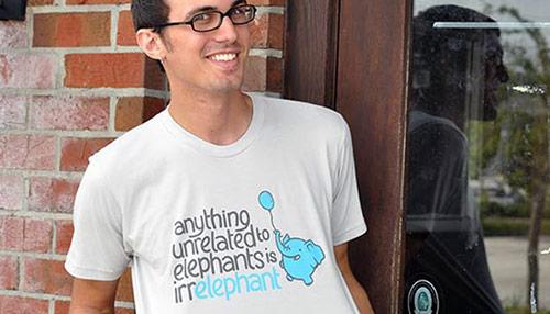 30 Beautiful Typography T-Shirt Designs