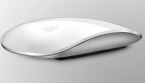Create The Apple Magic Mouse in Photoshop