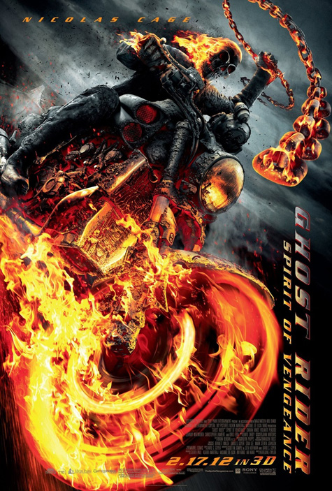 Ghost Rider Spirit Of Revenge