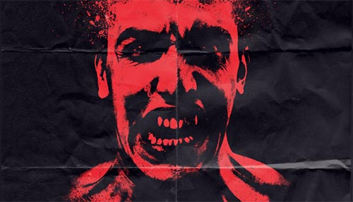Create a Raw Horror Movie Poster Design in Photoshop