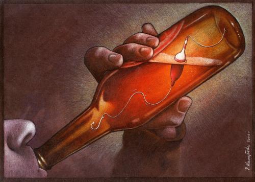 drinking-hook