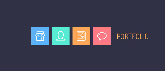 How To Create a Trendy Flat Style Nav Menu in CSS