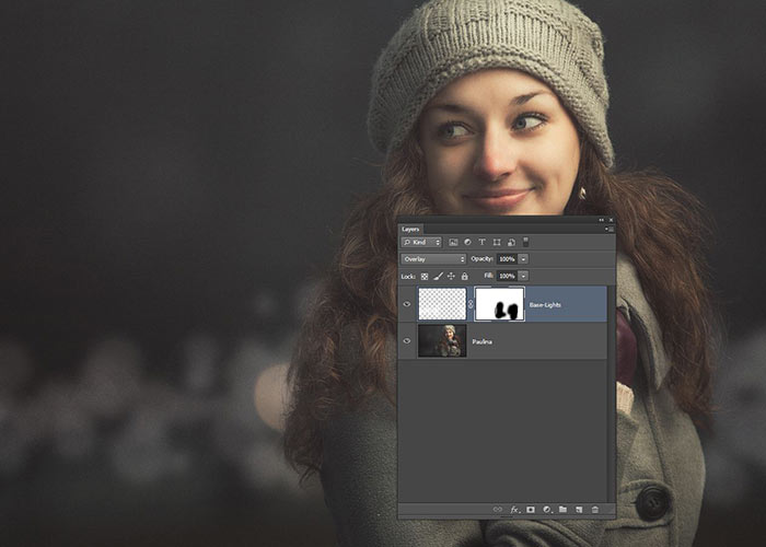 Create Bokeh in Photographs - Photoshop Tutorial