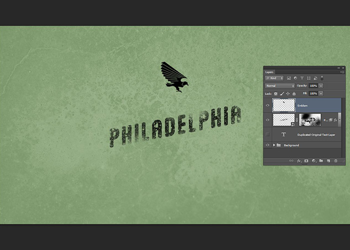Create a Hipster Style Logo