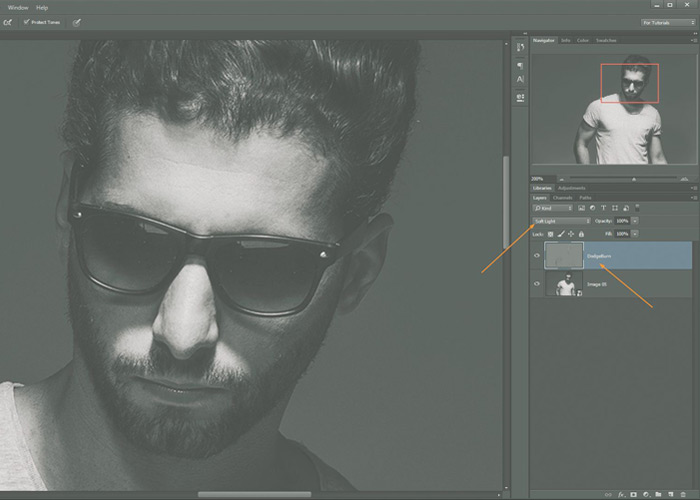 Quickly Learn Dodging & Burning - Photoshop CC