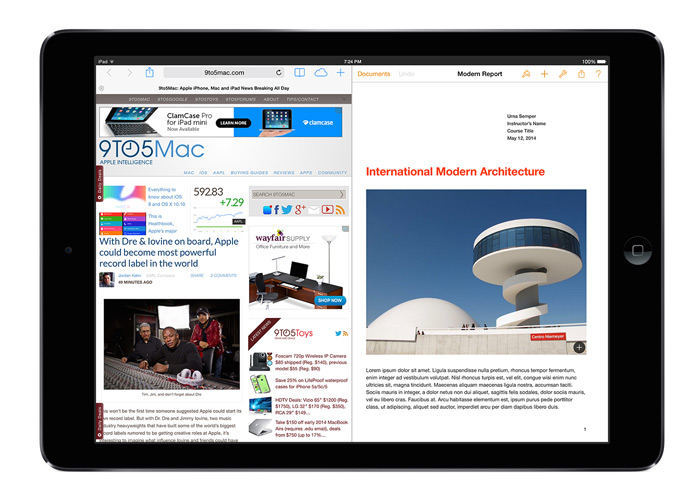 Apple Might Show Off True Multitasking For The iPad At WWDC Next Month