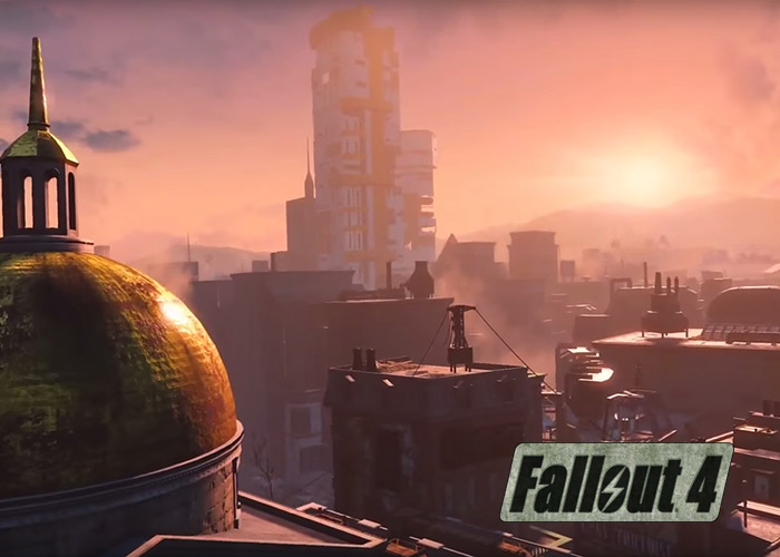 Everyone thinks Fallout 4 is out this year